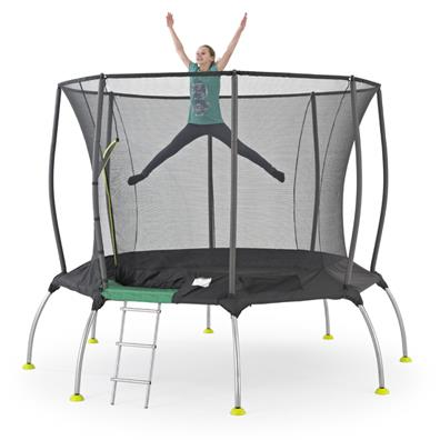 10ft TP Genius2 Octagonal SurroundSafe™ Trampoline from our children's Trampolines range