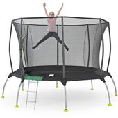 12ft TP Genius2 Octagonal SurroundSafe™ Trampoline from our children's Trampolines range