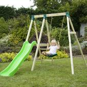 TP Single Swing/Slide Combi from our children's Garden Swings range