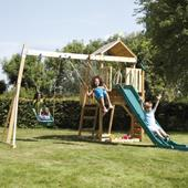 TP Kingswood2 Climbing Bridge from our children's Climbing Frames,Wooden Climbing Frames,Climbing Frame Accessories range