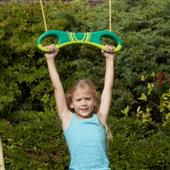 Trapeze Bar and Rings (TP) from our children's Garden Swings range