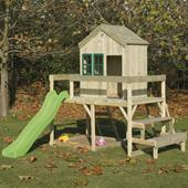 TP Forest Villa2 from our children's Playhouses range
