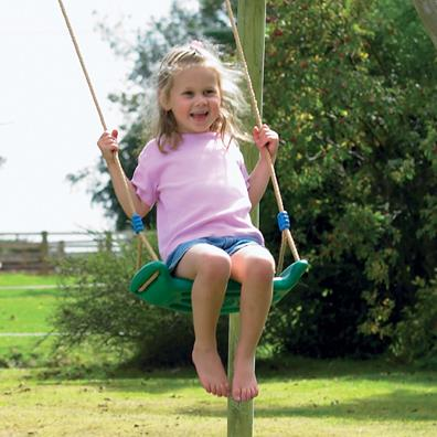 TP Deluxe Swing Seat from our children's Garden Swings range