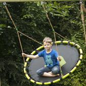 TP Nest Swing from our children's Garden Swing attachments range