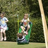 TP Pirate Boat from our children's Garden Swings range