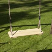 TP Wood Swing Seat from our children's Garden Swings range