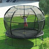 JumpKing 12ft ZorbPOD Trampoline from our children's category range