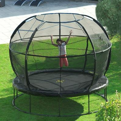 JumpKing 12ft ZorbPOD Trampoline from our children's Trampolines range