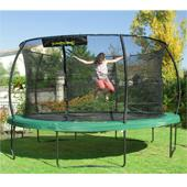 JumpKing 10ft JumpPOD Deluxe Trampoline package 2016 from our children's category range