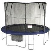 JumpKing 14ft JumpPOD Deluxe Trampoline package from our children's category range