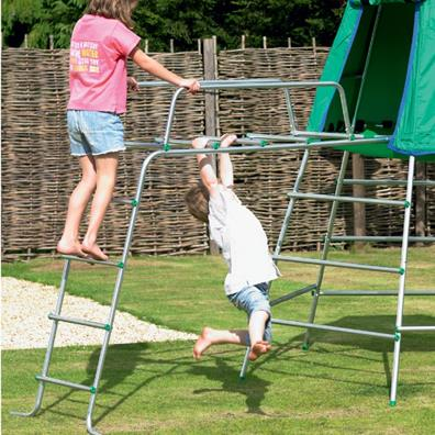 TP Jungle Run from our children's Climbing Frames range