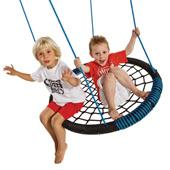 Langley Nest Swing from our children's Garden Swings range