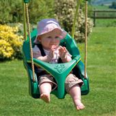 Quadpod swing seat (TP) from our children's Garden Swings range