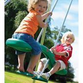 TP Skyride from our children's Garden Swing attachments range