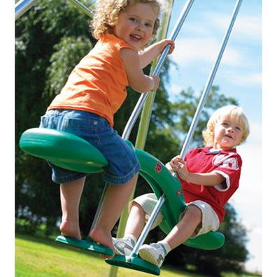 TP Skyride from our children's Garden Swings range