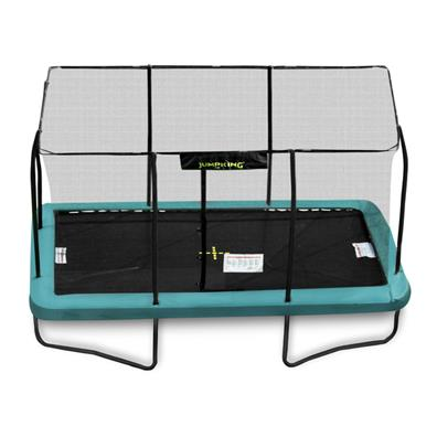 JumpKing 8ft x 12ft Rectangular Trampoline Package from our children's Trampolines range