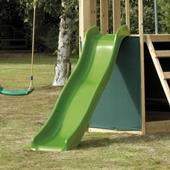TP Wavy Slide from our children's Slides for climbing frames range