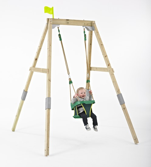 Wooden Garden Swing Frames | Buy online from The Active Toy Co