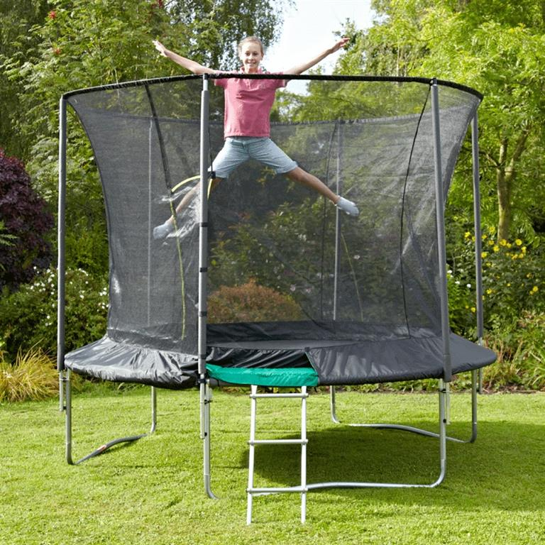 TP Genius 10ft Trampoline