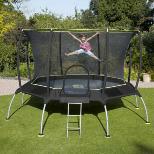Bouncing on a TP trampoline